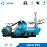 BW450 수평한 유형 세겹 실린더 진흙 펌프