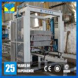 Tijolo concreto automático do cimento Qt12-15 que pressiona dando forma à máquina