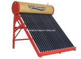 多彩な非鋼鉄圧力太陽給湯装置(200L)