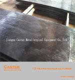 Placa de superfície dura resistente à abrasão 6 + 4 flexível