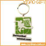 Цепь PVC горячего надувательства ключевая/Keychain для выдвиженческих подарков (YB-k-005)