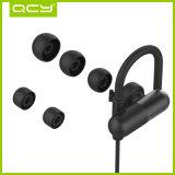 Fone de ouvido sem fio de Bluetooth do projeto especial com Earhook e microfone