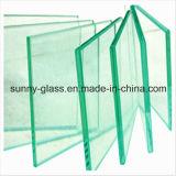 vidrio de flotador del claro de 4m m 5m m con el buen precio de 1830X2440m m
