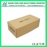 DC48V AC110/120V 60Hz 2000Wの純粋な正弦波力インバーター(QW-P2000)