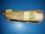 Sostenedor táctico táctico de la linterna de la antorcha con la correa de la parte posterior