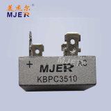 Gray del modulo Kbpc3510 del raddrizzatore a ponte di monofase