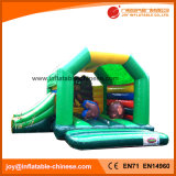 Bouncer gonfiabile dell'elefante della trasparenza della tela incatramata del PVC combinato (T3-010)