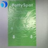 De plastic Zak van het Broodje van het Achterschip van de Hond van de Zak van het Afval van het Huisdier Biologisch afbreekbare