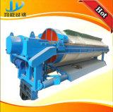 Prensa de filtro redonda de alta presión de 800 PP