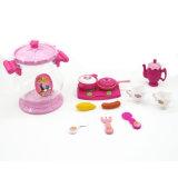 아이들 장난감의 집 공주 차 세트를 가장하십시오 Educational