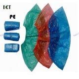 実験室のための使い捨て可能なPEまたはCPEの靴カバー