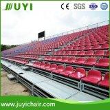 축구 법원 Jy-715를 위한 임시 정면 관람석 Dismountable Bleacher 옥외 Bleacher