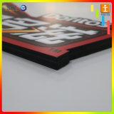 Impressão da placa com cor cheia e forma cortada (TJ-S011)