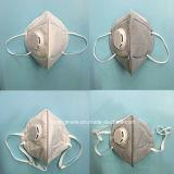 Máscara de polvo con la dimensión de una variable de la taza para Ffp1 y Ffp2 industriales