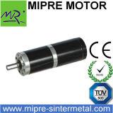 C.C. de la construcción del motor eléctrico 24V del cepillo de la C.C. de los equipos
