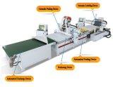 Linha de produção máquina da mobília do painel de estaca de madeira do router do CNC