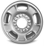 [17إكس7.5] [غمك] سلسلة جبال 2500 [فولّ فس] فولاذ عجلة حاسة
