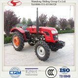 45HP Landbouwmachines Mini/Landbouwbedrijf/Gazon/Tuin/het Compacte/Diesel Landbouwbedrijf van Constraction//de Tractor van de Landbouw