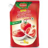 Macchina imballatrice ad alta velocità di Rotaryp per l'alimento del ketchup dell'insalata