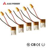 401015再充電可能な3.7V 25mAhのリチウムポリマー電池李ポリマーLipo