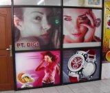 La publicidad de ventana del grado de Ecomonic/visión unidireccional perforada decoración del vinilo una cara considera a través