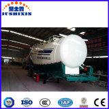 55ton 3 Assen hopen de Aanhangwagen van het Cement/de Tanker van het Cement/Cement Bulker op