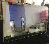 10-98 pouce annonçant l'étalage d'écran magique de panneau lcd de lecteur vidéo de miroir