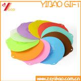색깔 판매를 위한 주문 음식 급료 실리콘 차잔 덮개