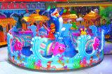 海洋の遊園地のための動物の子供の乗車の運動場装置