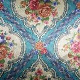 2017 ha stampato il tessuto elegante del fiore della geometria per il sofà, tappezzeria