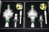 Kit de cristal 5.0 de 2017 de los tubos colectores del néctar con el tubo del LENGUADO de 14mm/18m m