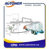Overflow Protective Static for Petrochemical Tanker