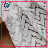 Платье хлопка Nylon делая ткань шнурка простирания