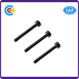 강철 M12/Galvanized 가구를 위한 6각형 두 배 로드 팬 헤드 나사