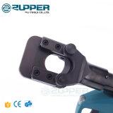 Coupeur à piles de couteau de câble de fil de Zupper pour l'acier effrayant