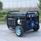 車輪およびハンドル携帯用ガソリン発電機168f-1とのバイソン((m) 2.8kw 2.8kVA中国) BS3000pの容易な移動