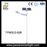 Luz de calle solar del alto brillo 10m