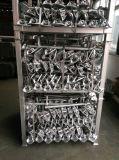 足場構築のための調節可能な旋回装置のネジ込み口金ジャック