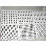 穴があいたステンレス鋼シートまたはカラーステンレス鋼の装飾的なシート