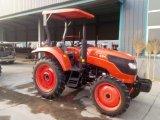Kubotaのタイプ(OX604)のディーゼル機関を搭載する新しい60HP四輪運転車輪のトラクター