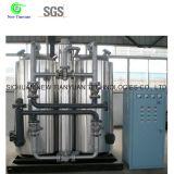 Control manual de dos torres de deshidratación de gas natural / unidad de secado