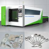 금속 가공을%s 적당한 알루미늄 CNC 섬유 Laser 절단기