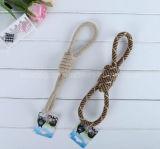Juguete de la fuente del animal doméstico juguete de la cuerda del perro (kt0009)