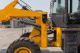 2 Lader Zl20 Gem930 van de Tuin van de Tractor van de ton de Middelgrote