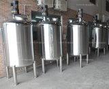 Sanitaire Vloeibare het Mengen zich van het Roestvrij staal Tank