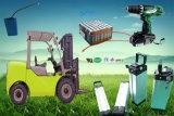 18650 Pak van de Batterij van het lithium het Ionen12V 64ah voor e-Hulpmiddelen
