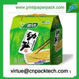 熱い茶または食糧のための販売によってカスタマイズされる贅沢で頑丈なボール紙のギフト用の箱