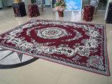 Moquette musulmana del pavimento del salone del grande Chenille di formato del poliestere