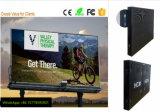 Étalage extérieur bon marché polychrome des prix P10 DEL d'écran de l'IMMERSION élevée DEL de définition