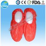 Großhandelswegwerf-CPE-Schuh-Deckel Xiantao von der Berufsfabrik in 15 Jahren